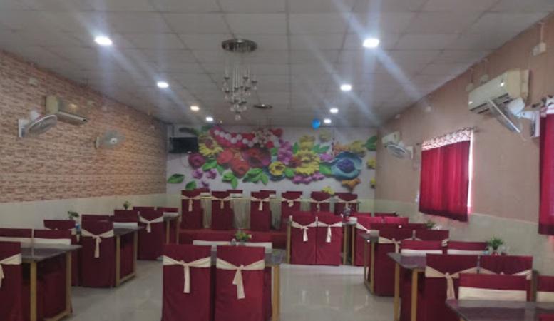 Ullass Family Garden And Restaurant Gajularamaram Hyderabad - Banquet Hall