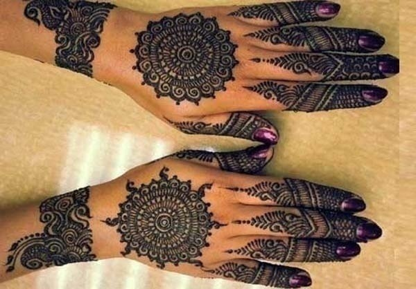 Traditional Indian Mehndi Designs For Your Wedding Day Blog