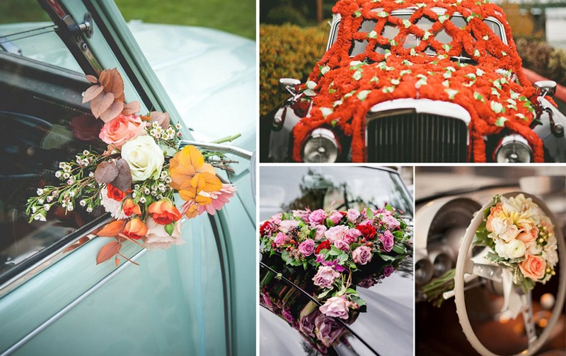Indian Wedding Car Decoration Ideas that are Fun and Trendy : indian decoration ideas - www.pureclipart.com