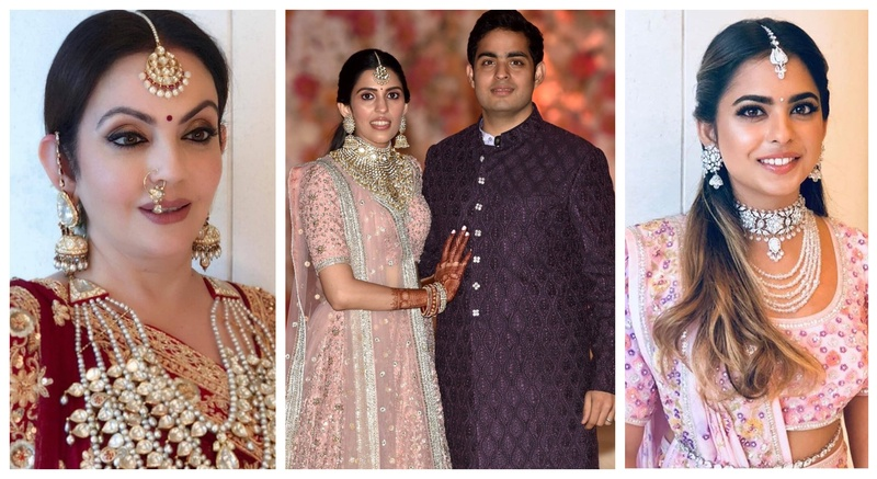 All the insider pics & deets from Akash Ambani and Shloka Mehta's star-studded pre-engagement sangeet party!