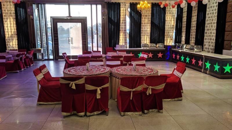 Hotel Taj Moga Ludhiana - Banquet Hall