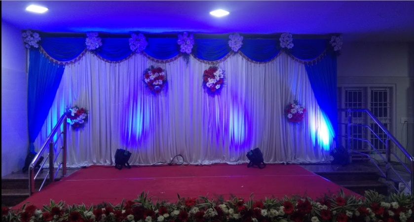 Sri Balaji Mini Hall Nanganallur Chennai - Banquet Hall
