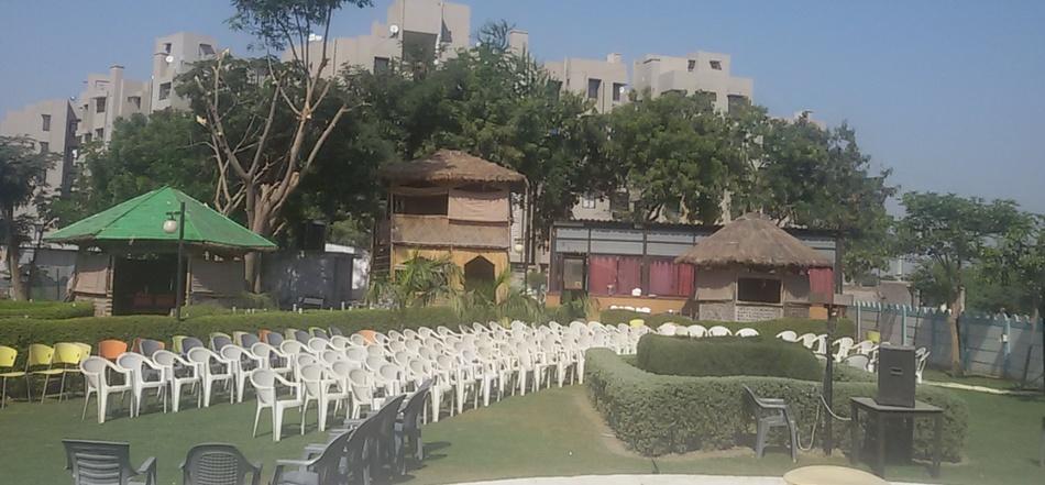 Shabri Garden Restaurant Sanand Ahmedabad - Wedding Lawn