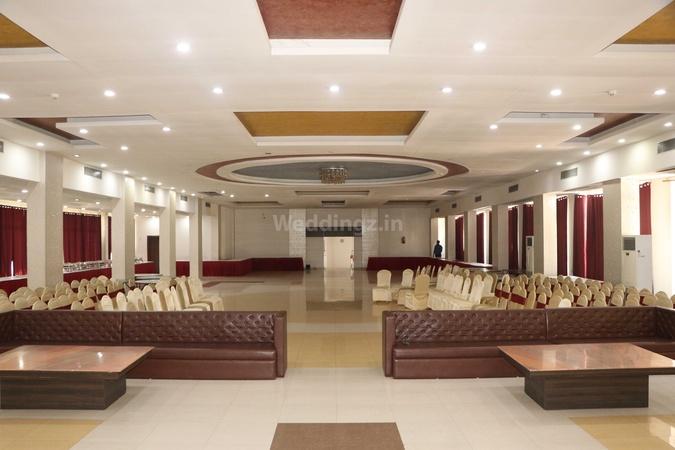 The Mark Hotel And Club Misrod Bhopal - Banquet Hall