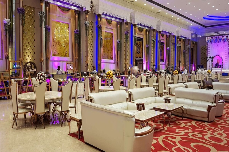 Best Function Halls in Noida to Host a Glamorous Wedding Function