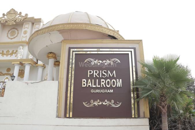 Prism Ballroom Gwal Pahari Gurugram - Banquet Hall