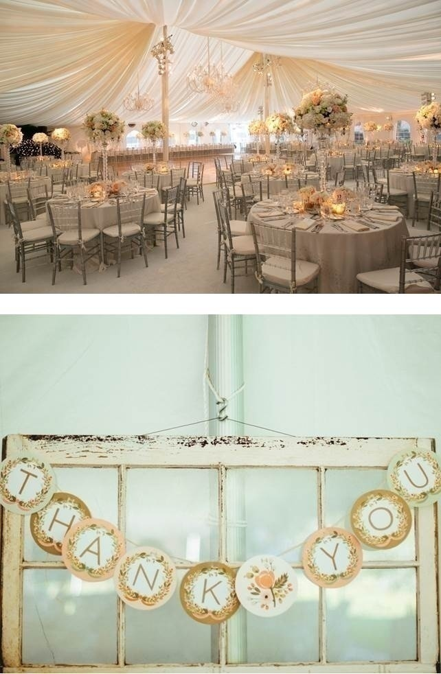 NEUTRAL WEDDING DÉCOR