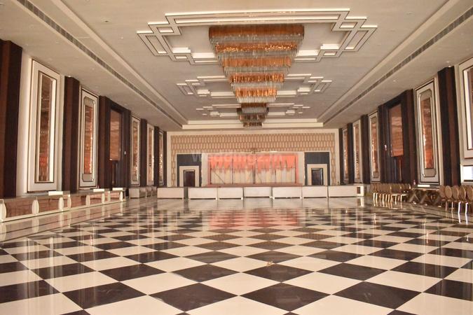 Ananta Convention Asapur Varanasi - Banquet Hall