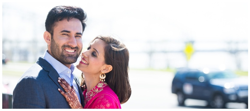 Nooruddin & Amyna New York : Simple ceremonies, classy outfits and an enviable chemistry- this couple taught us how its done!