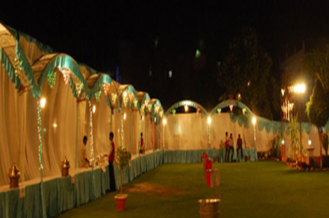 Awadh Green Lawn Rajajipuram Lucknow - Wedding Lawn