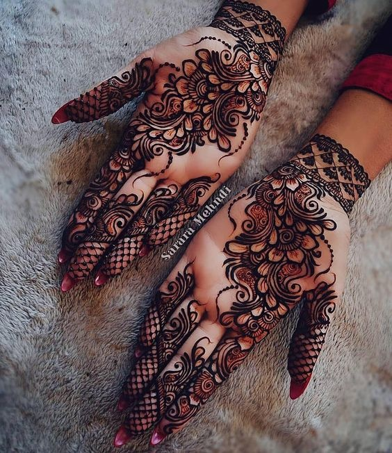 100+ mehandi design images to pin if you\u0027re attending a