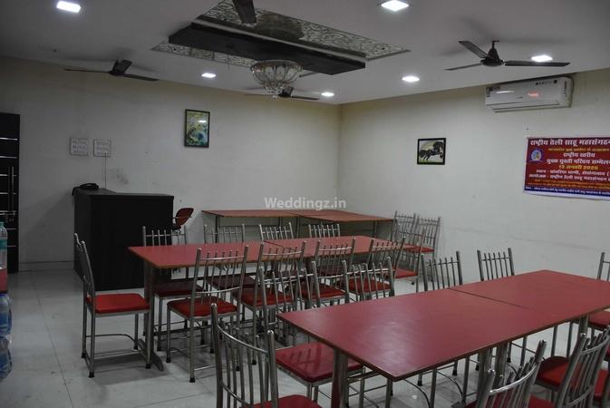 Hotel Sun Palace Wright Town Jabalpur - Banquet Hall
