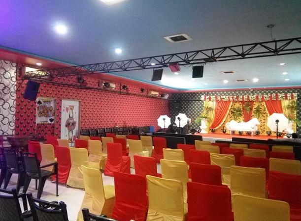 Aapni Dhani Restaurant Tonk Road Jaipur - Banquet Hall