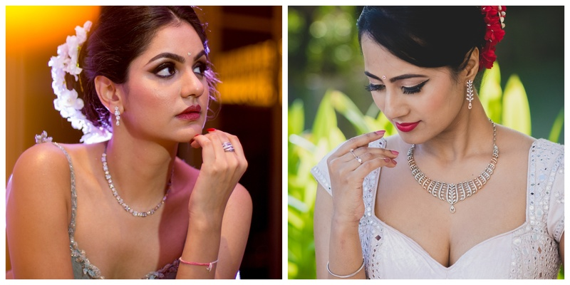 ORRA's latest collection of Platinum and Diamond jewelry is perfect for the contemporary bride!