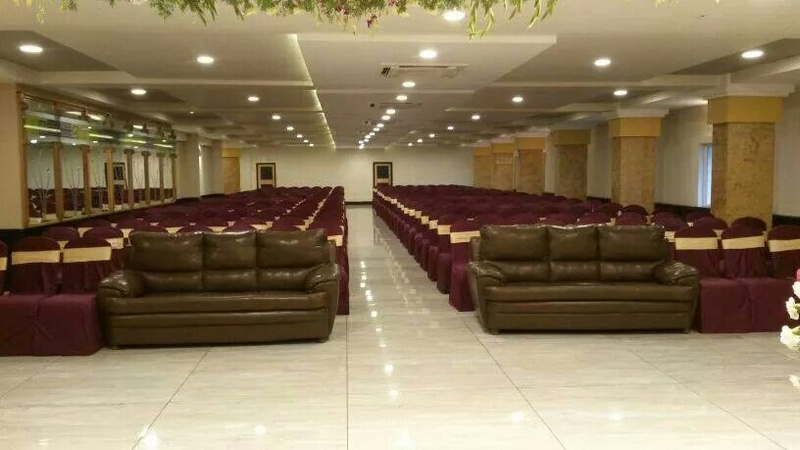 Hotel Amogha Residency Chanda Nagar Hyderabad - Banquet Hall