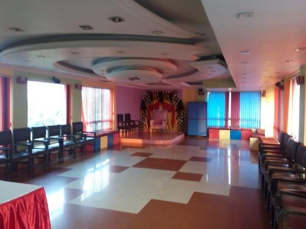 Tusthi Banquet Behala Kolkata - Banquet Hall