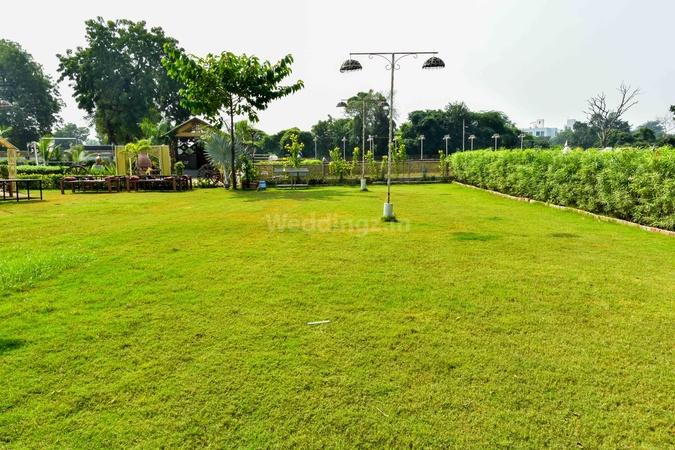 The Village Life Garden Restaurant Hathijan Ahmedabad - Banquet Hall