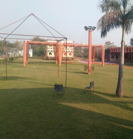 Green Carpet Party Lawn Burari Delhi - Wedding Lawn