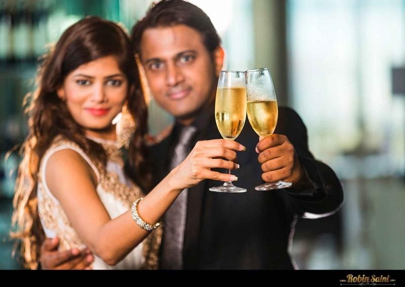 Rajshri and Summit's Grand Summer Wedding