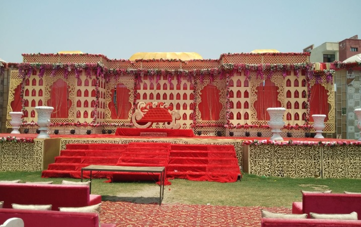 Wedding Garden Tajganj Agra - Banquet Hall