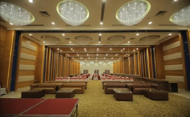 Ananta Banquet, Jagrati Vihar, Meerut