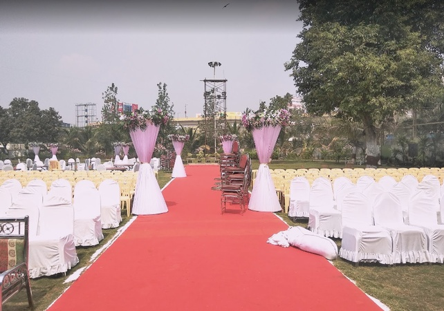 Gandharv Garima Lawns Kasarwadi Pune - Wedding Lawn