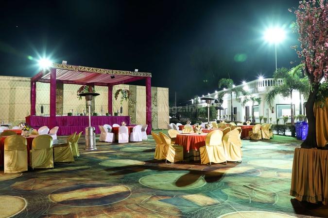 Casa La Baron Resorts Ferozepur Road Ludhiana - Banquet Hall