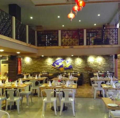 Yo China Mahaveer Nagar Raipur - Banquet Hall