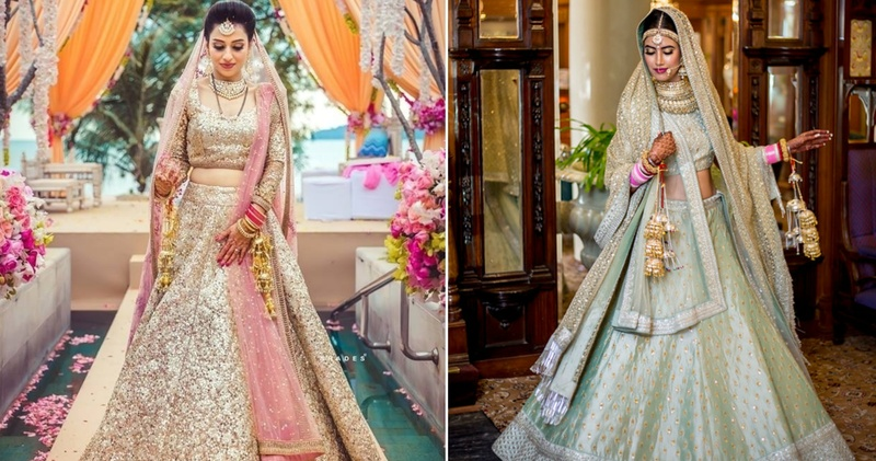 The Most Gorgeous Sabyasachi Brides Of 2017!
