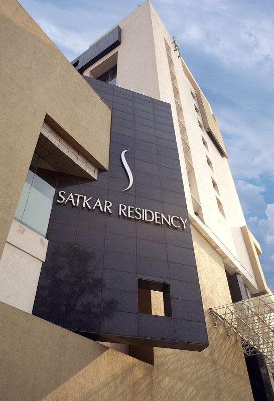 Satkar Residency Thane West Mumbai Banquet Hall