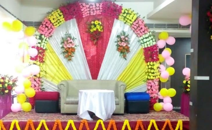 Hotel Ganga Ashram Ahirtoli Ranchi - Banquet Hall