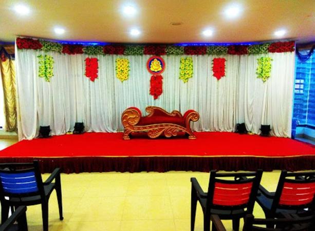 Sri Sakthi Party Hall Ayanavaram Chennai - Banquet Hall