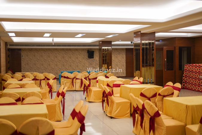 Hotel Candy Mohali Chandigarh - Banquet Hall