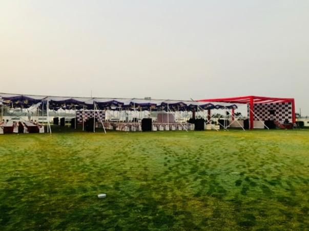 Rainbow Club Resort Dumas Road Surat - Wedding Lawn