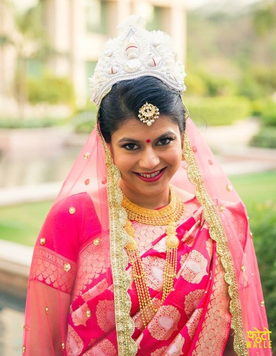 Bridal photography.
