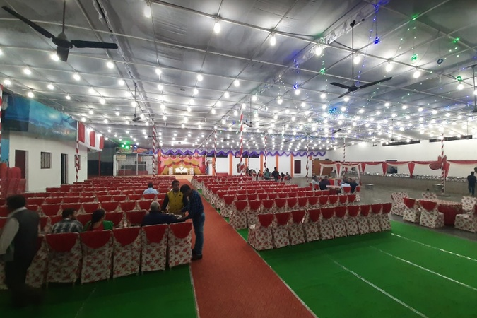 Shivanshi Wedding Point Raipur Dehradun - Banquet Hall