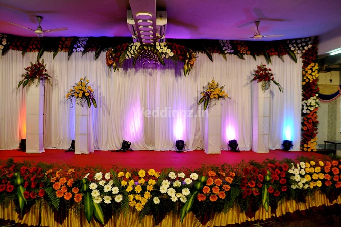 Sri Vari NNMPA Center Ambattur Chennai - Banquet Hall