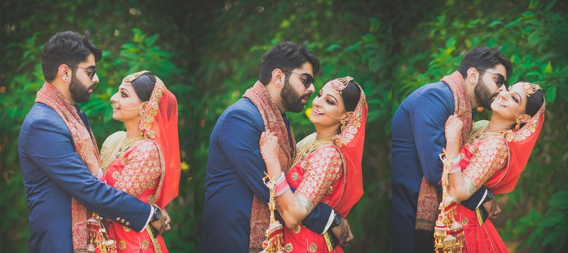 Sabir & Deepjyot Delhi : Rustic Sikh Wedding With Gorgeous Decor Held At Amaara Farms, Chattarpur, Delhi