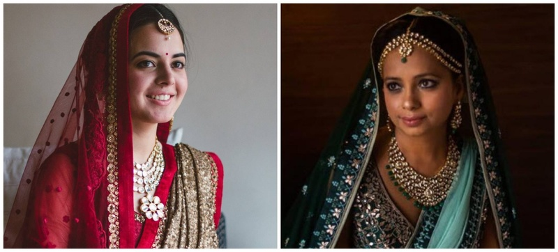 8 Brides who Aced the Minimal Makeup Look on their D-Day