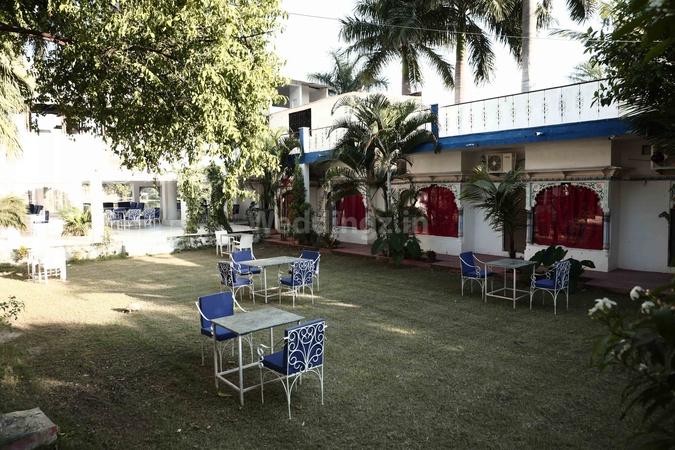 Shree Bansi Villa Ambamata Udaipur - Banquet Hall