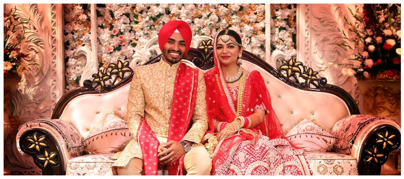 Rakesh & Jasnoor Ludhiana : A couple who started out as impromptu dance partners and decided to become real-life partners!