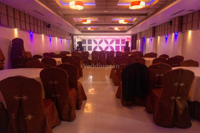 Ritz Comfort Dwaraka Nagar Visakhapatnam - Banquet Hall