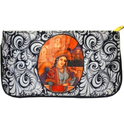 Shilpkart Classic Chinese Print Clutch