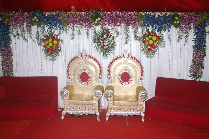 Kanakanjali House Of Ceremony Keshtopur Kolkata - Banquet Hall