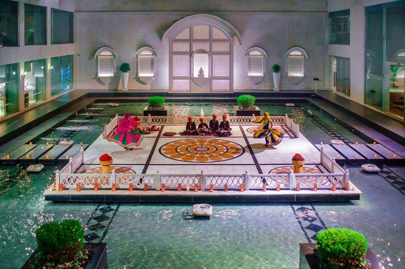 Luxury Hotels in Jaipur to Host Larger than Life Wedding