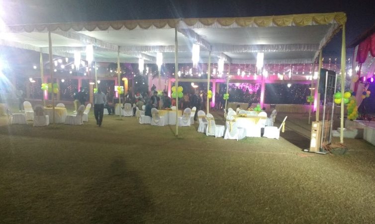 Mukhiya Ji Garden Kareli Prayagraj - Wedding Lawn
