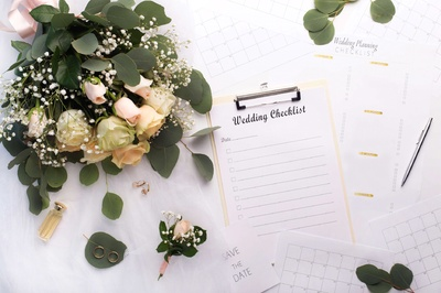 The New Wedding Checklist