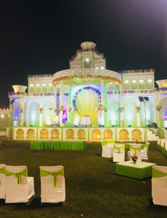The Haveli Palace Najafgarh Delhi - Wedding Lawn