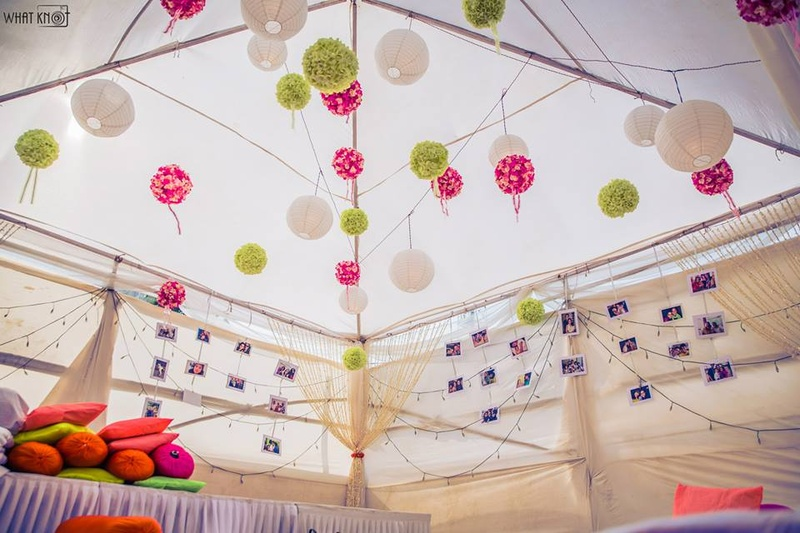 10 Beautiful Wedding Tent Ideas