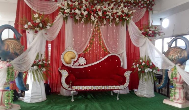 Sahu Bhawan Khalpara Siliguri - Banquet Hall